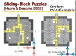 sliding block puzzles hearn demaine 200214