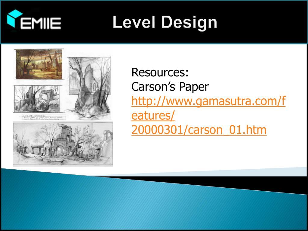 level design l.