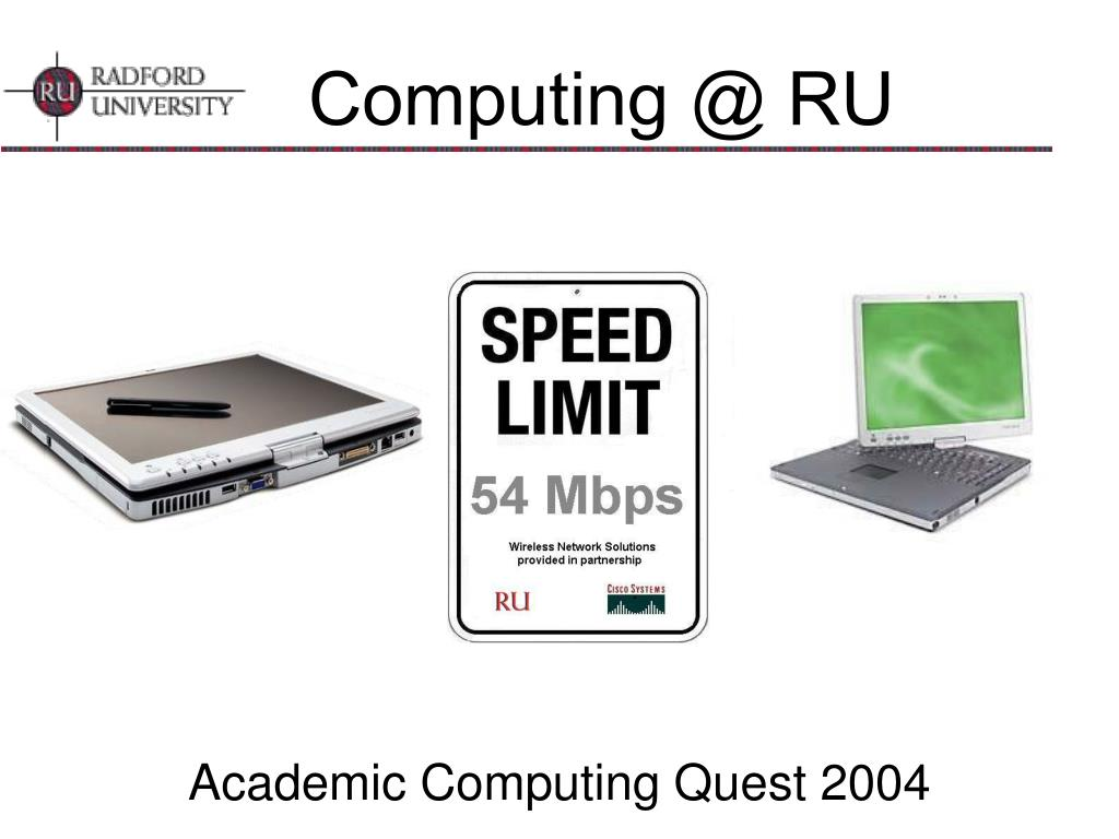 computing @ ru l.