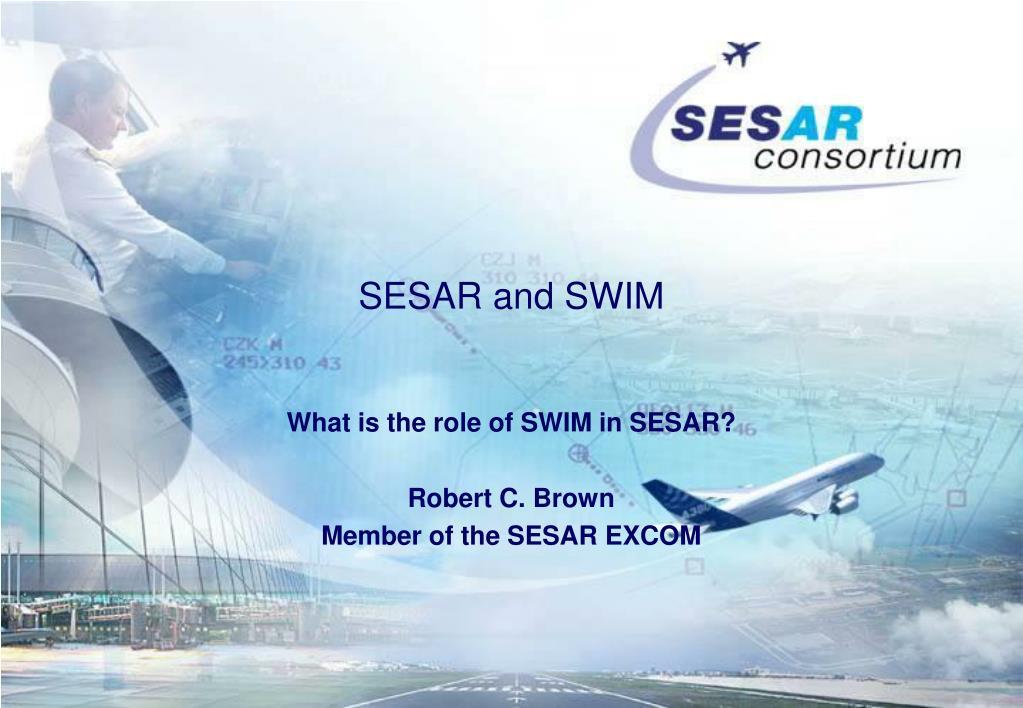 SESAR and SWIM