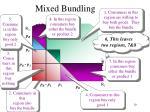 mixed bundling
