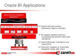 oracle bi applications