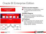 oracle bi enterprise edition14