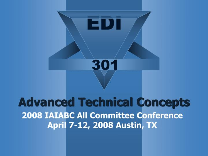 advanced technical concepts n.