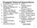engaged national associations