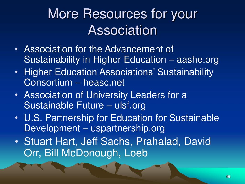 More Resources for your Association