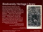 biodiversity heritage library10