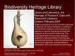 biodiversity heritage library11