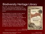 biodiversity heritage library12