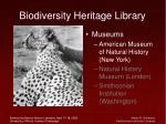 biodiversity heritage library13