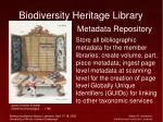 biodiversity heritage library28