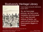 biodiversity heritage library39