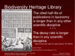 biodiversity heritage library4