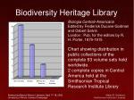 biodiversity heritage library8
