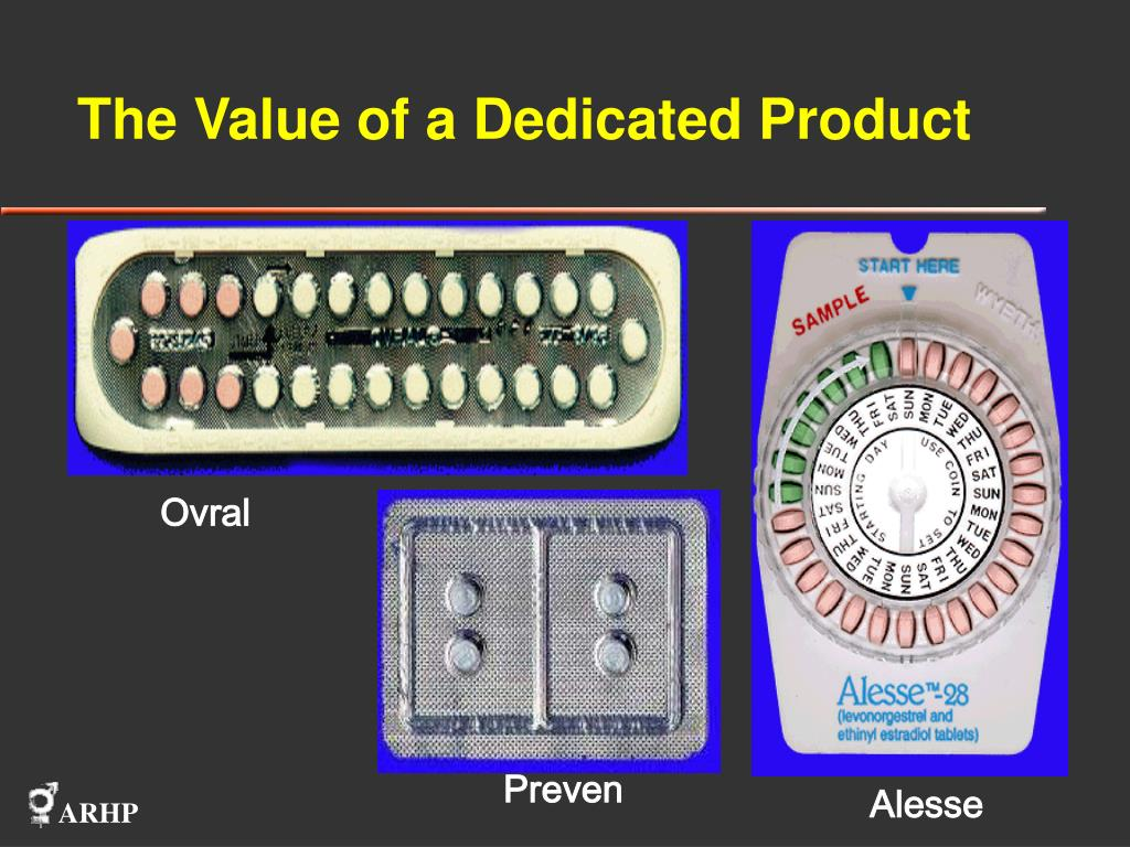 The Value of a Dedicated Product