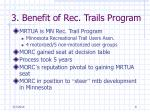 3 benefit of rec trails program