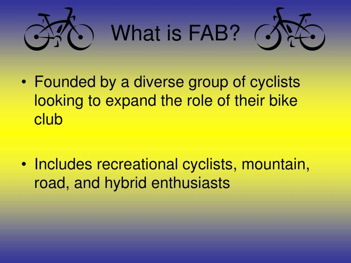 What is fab