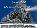 local 500
