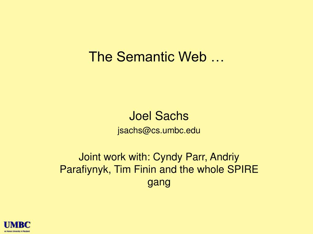 the semantic web l.