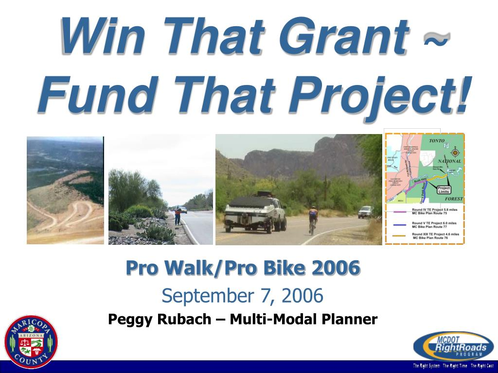 win that grant fund that project l.