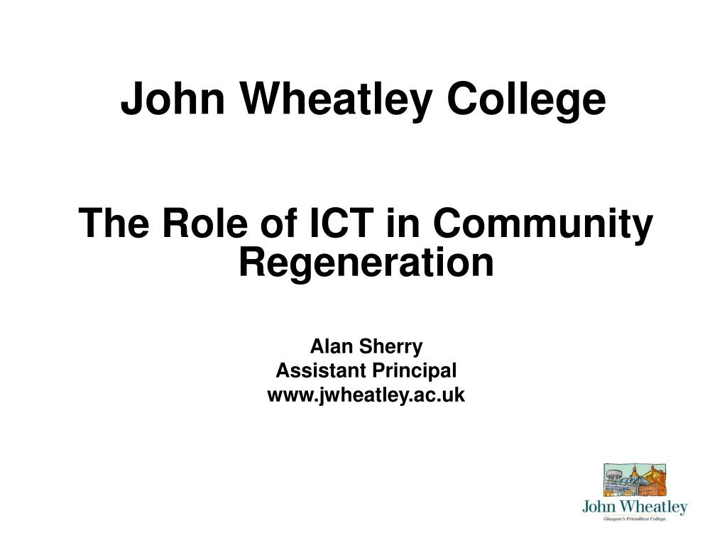 john wheatley college l.