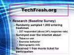 techfresh org15