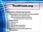 techfresh org17