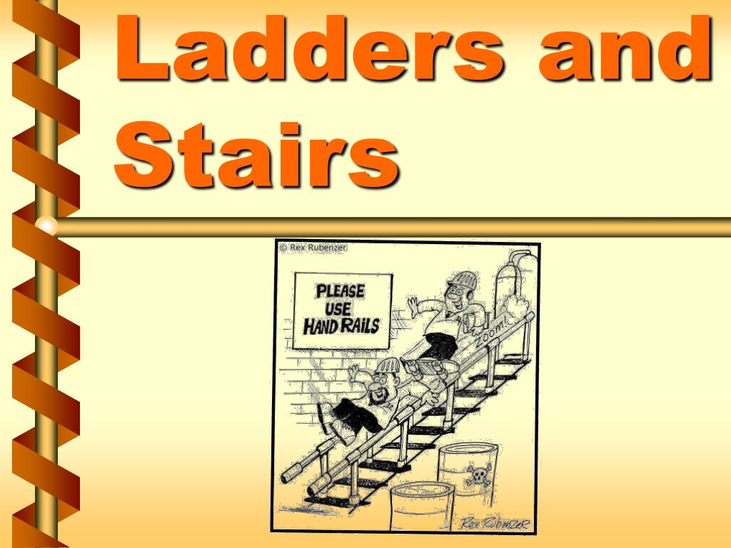 ladders and stairs l.