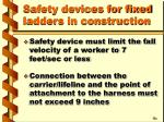 safety devices for fixed ladders in construction24