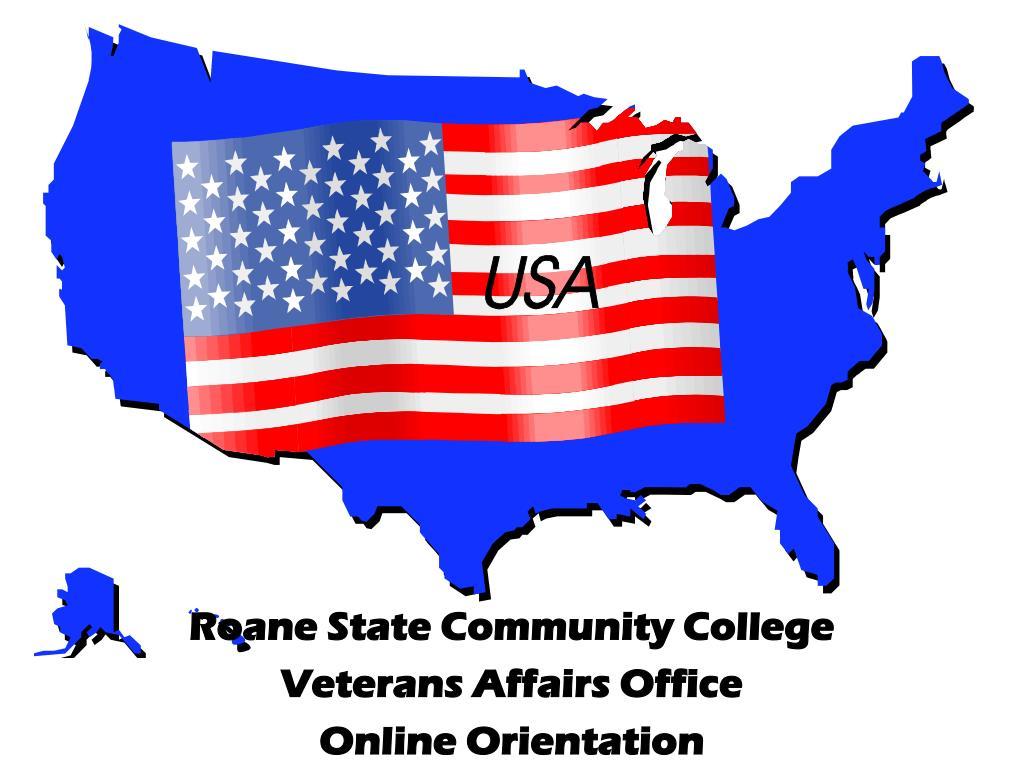 roane state community college veterans affairs office online orientation l.