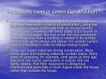 techniques used in green construction23