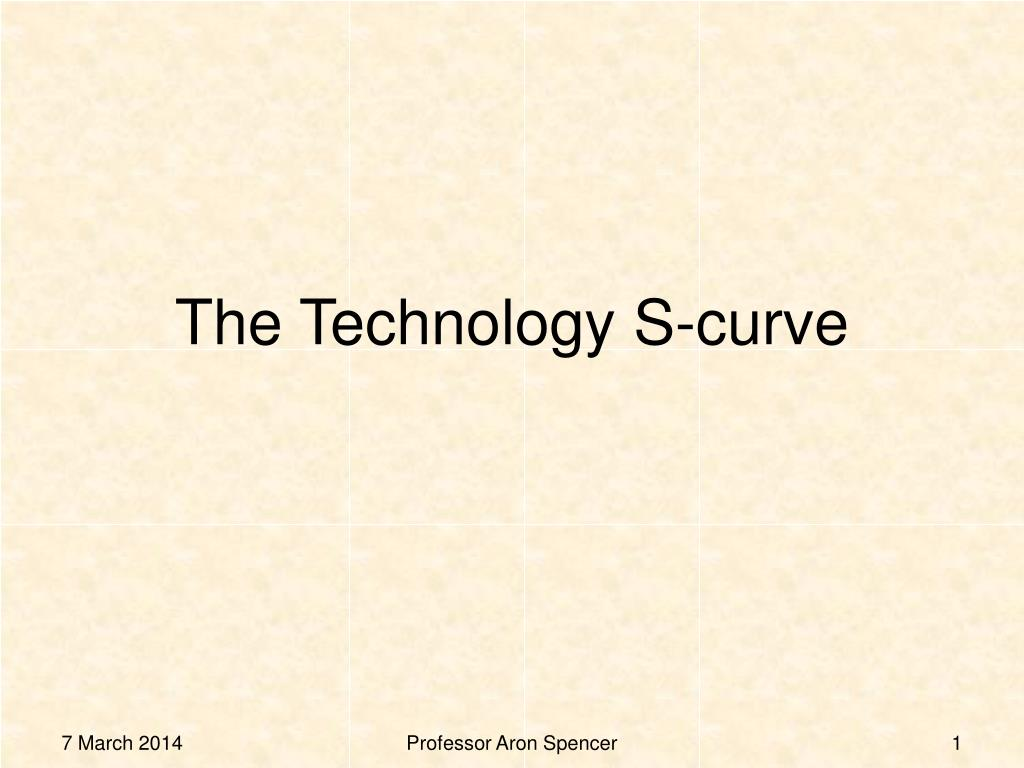 the technology s curve l.