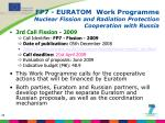 fp7 euratom work programme nuclear fission and radiation protection cooperation with russia20