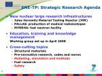 sne tp strategic research agenda11