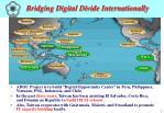 bridging digital divide internationally