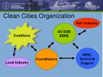 clean cities organization