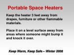 portable space heaters19