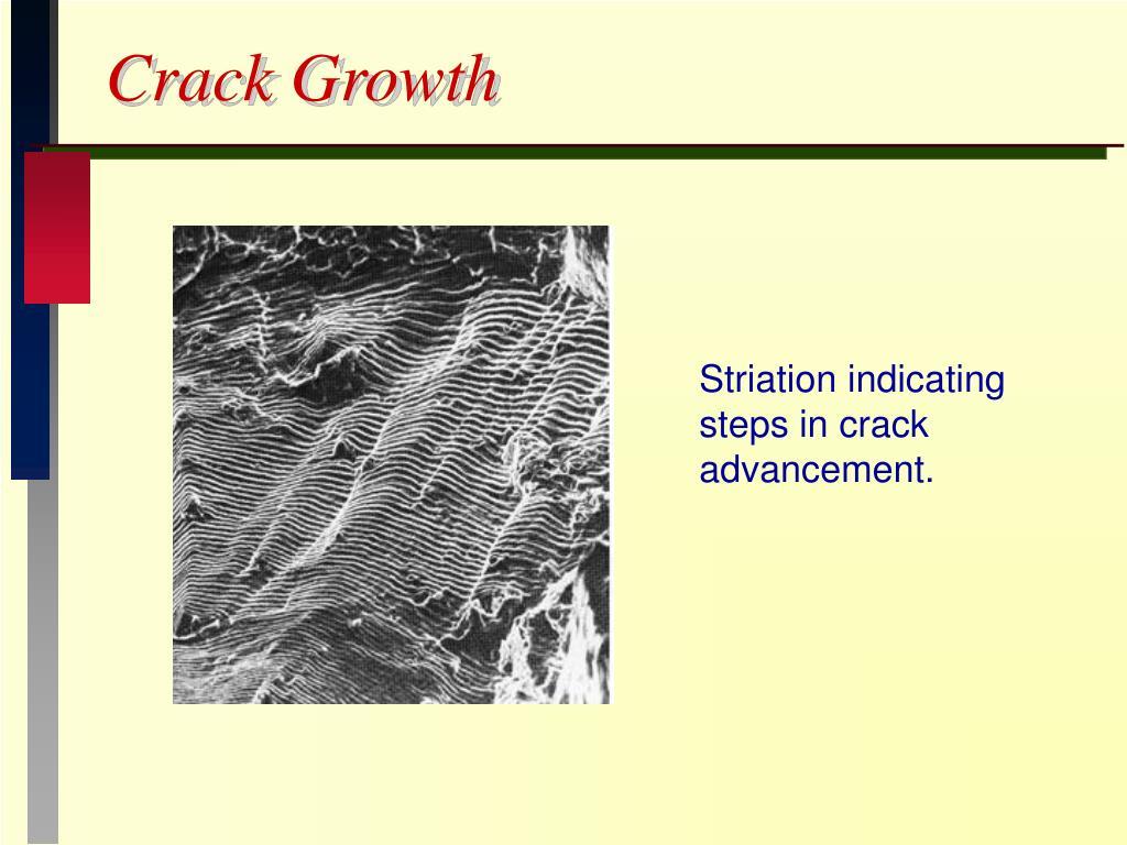 Crack Growth