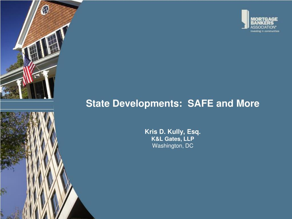 state developments safe and more l.