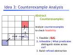 idea 3 counterexample analysis
