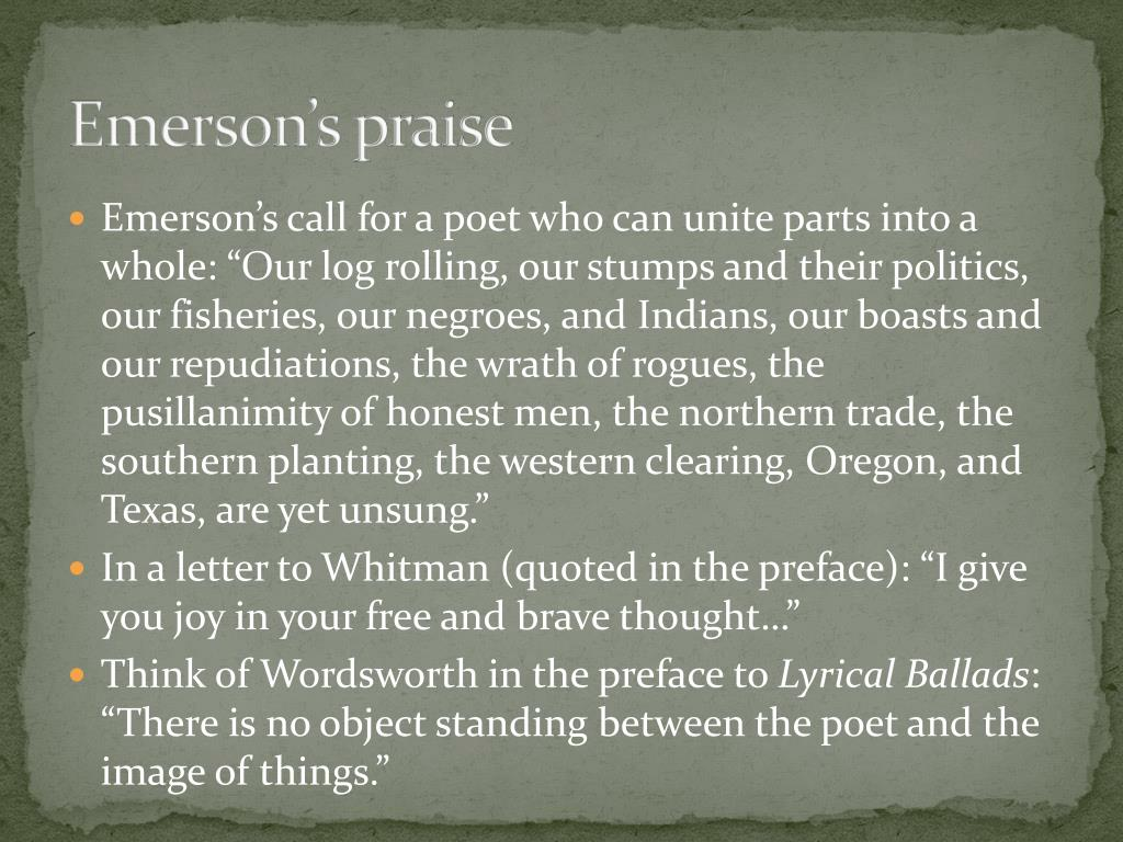 the preface to lyrical ballads summary Preface to lyrical ballads by william wordsworth begins with a discussion of the collection of poems, written mostly by wordsworth with contributions by st coleridge originally published in 1798, in 1800, wordsworth added an earlier version of the preface, which he extended two years later.