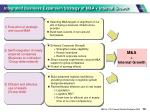 integrated business expansion strategy of m a internal growth