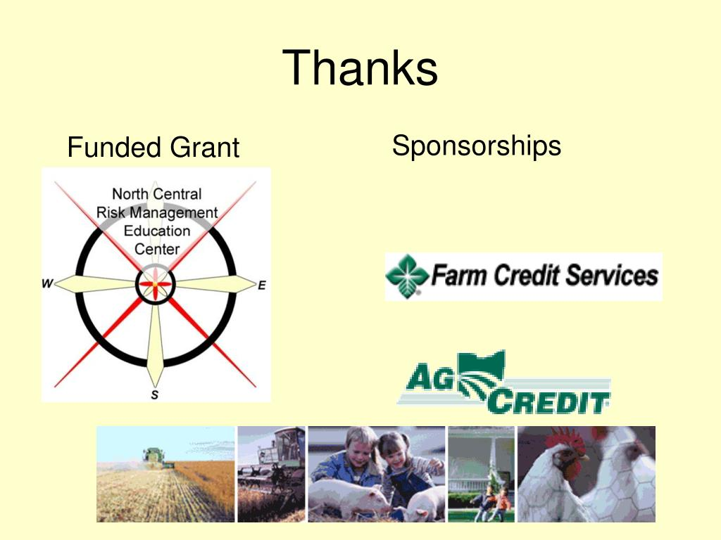 Funded Grant