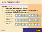data representation20