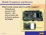 mobile computers and devices52