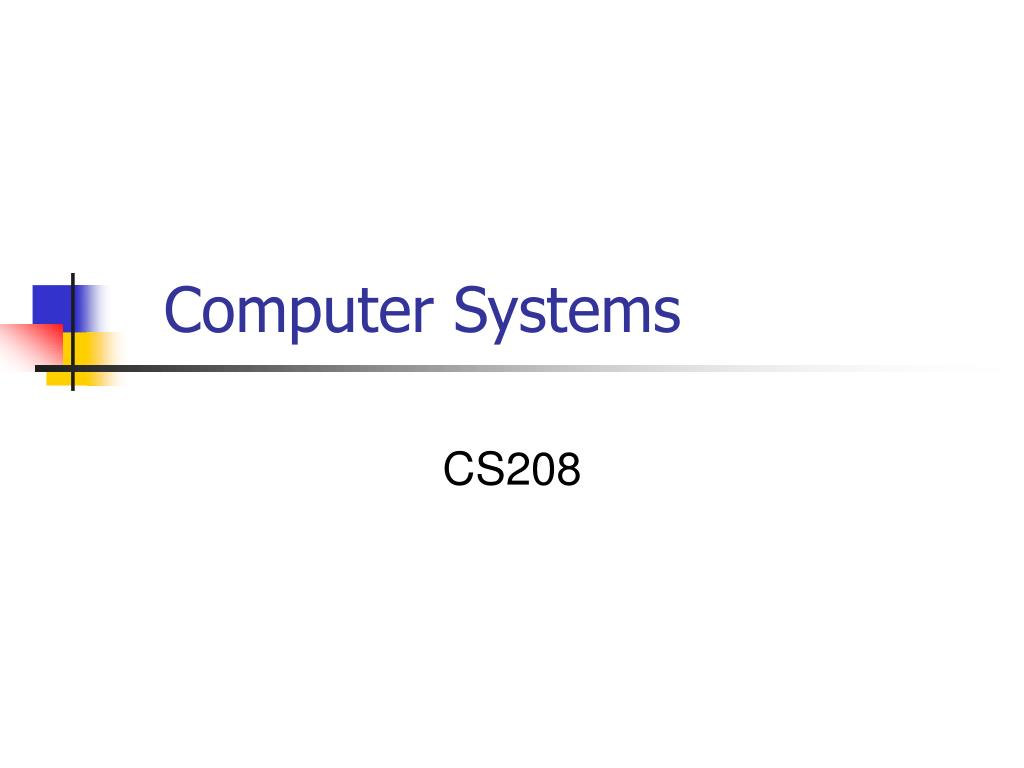 computer systems l.