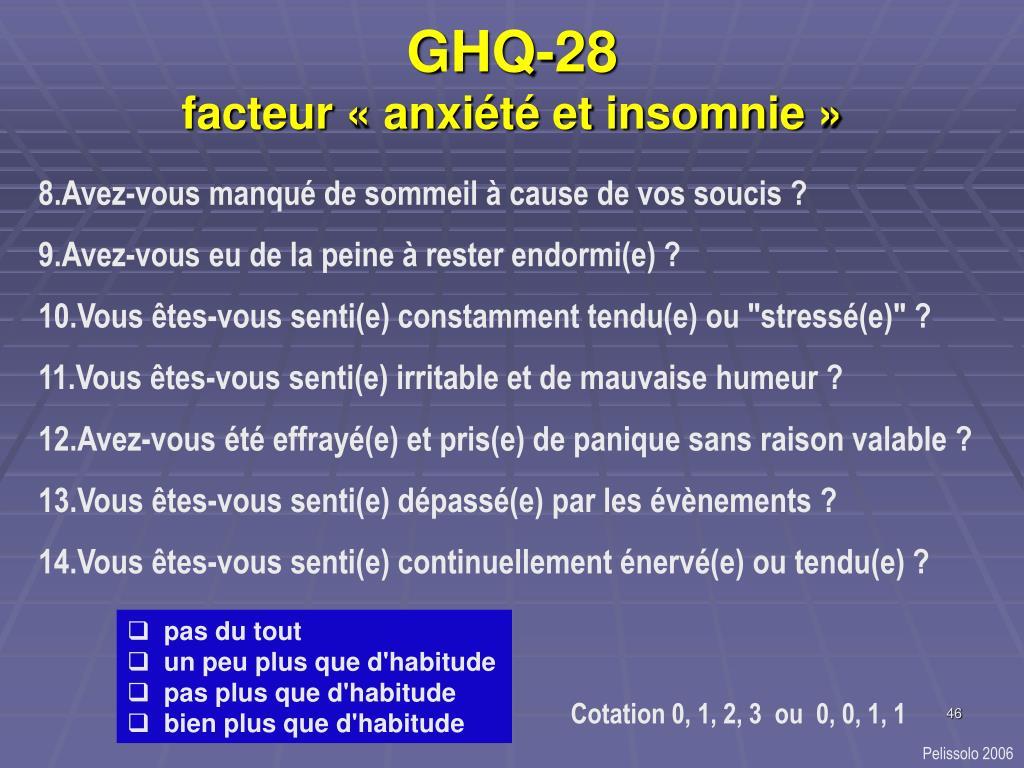 GHQ-28
