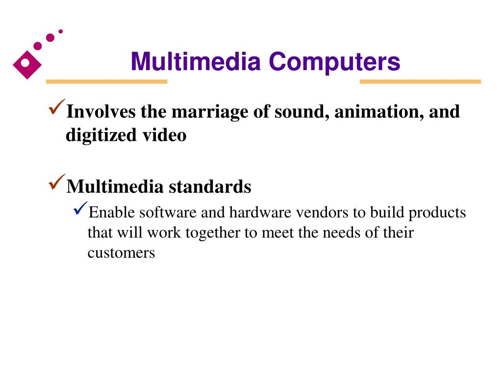 Multimedia Computers