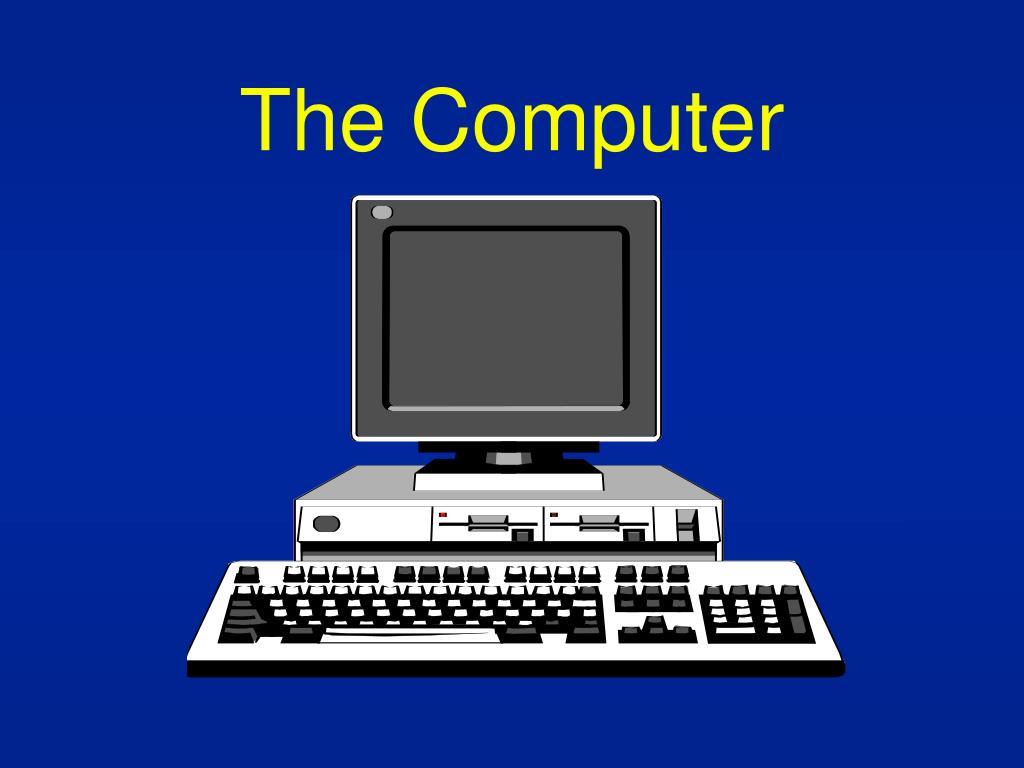 the computer l.