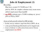 jobs employment 1